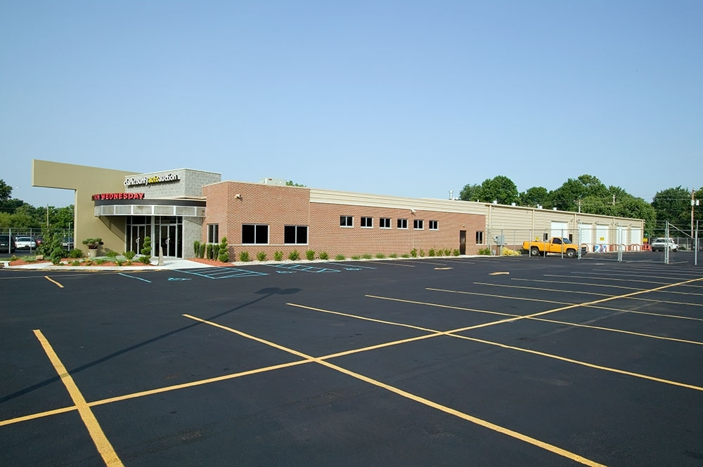 Clark County Auto Auction | Indiana Architects Firm ...