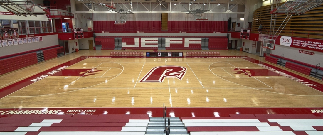 Jeffersonville HS Bleacher Replacement