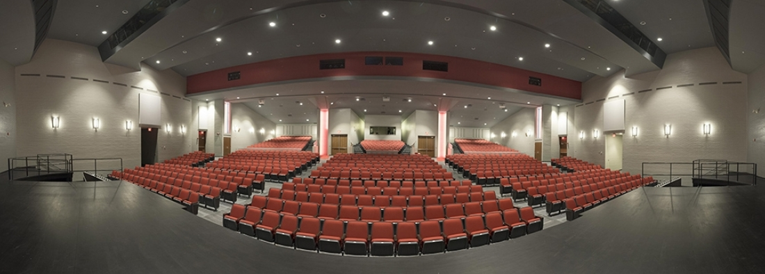 Jeffersonville H.S. Auditorium