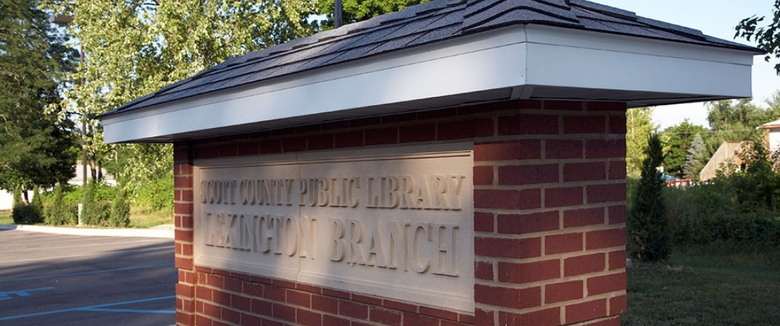 Lexington Branch Scott County Library